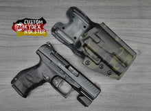 Lade das Bild in den Galerie-Viewer, Mantis X Holster für Smith & Wesson Waffen - LH - MantisX.at