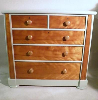 A 19th Century Chest Of Drawers