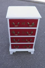 SMALL BEDSIDE CHEST OF DRAWERS , BESIDE CABINET,