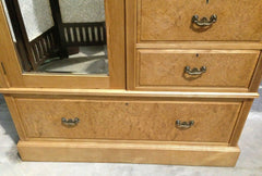 Stunning Antique Wardrobe / Beaconsfield Compactum