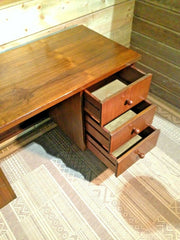 Retro Desk / Mid Century Modern Danish Style Desk