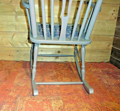 408.....Gorgeous Vintage Rocking Chair / Upcycled Rocking Chair