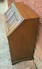 Vintage Oak Old Charm Style Bureau /  Oak Desk