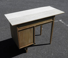 Arts And Crafts Oak Desk