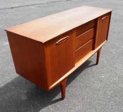 Retro Teak Sideboard of Small Proportions