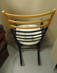 Retro Danish Rocking Chair