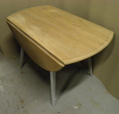 Vintage Mid Century Ercol Windsor Range Drop Leaf Table
