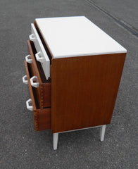 "G Plan ""Brandon"" Secretaire Chest Drawers."