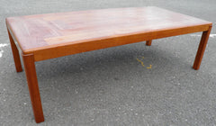 Danish Teak Retro Coffee Table