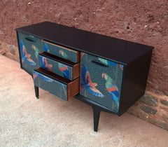 Upcycled Vintage Retro G Plan Sideboard