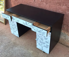 Upcycled Vintage Retro Desk / Dressing Table