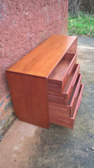 G Plan Retro Teak Chest Of 8 Drawers