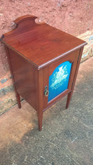 Stunning Vintage Bedside Cabinet Or Lamp Table