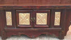 233.....Gorgeous Antique Oriental Altar Table - Make Great TV Stand / Media Cabinet !