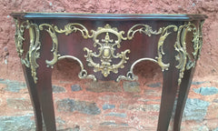 Stunning Vintage Console Table / Vintage French Hall Table