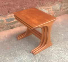 Retro Teak Nest Of Tables