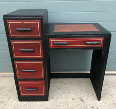 121.....Art Deco Desk / Writing Table