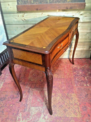 192.....Stunning Side Table / Writing Desk Designed By Harry And Lou Epstein
