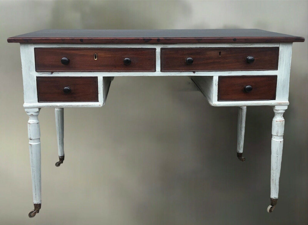 141.....Stunning Upcycled Regency Washstand / Desk / Writing Table