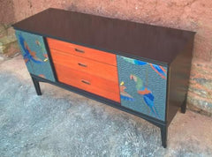 194.....Fabulous Upcycled Vintage Retro Sideboard Made By Austinsuite