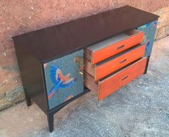 Fabulous Upcycled Vintage Retro Sideboard Made By Austinsuite