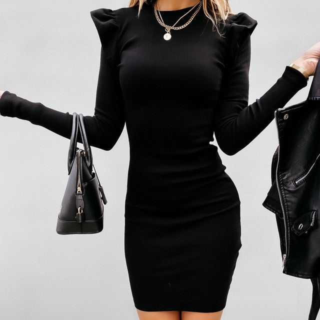 What's Love Dress - Black