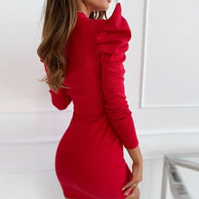 Load image into Gallery viewer, What's Love Dress - Red