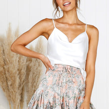Load image into Gallery viewer, Classy But Sassy Camisole Top - White