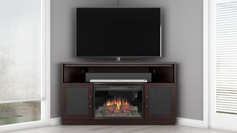 TV Stands with Electric Fireplace