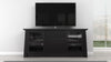 70 inch TV Stand and Media Console in Black Cherry Wood