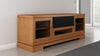 70 inch TV Stand in American Cherry Hardwood