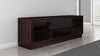 70 inch TV Stand in a Contemporary Wenge Finish