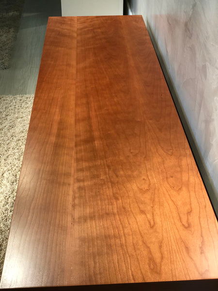 "70"" American Cherry Hardwood Media Console FT70TT"