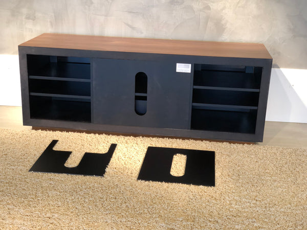 "70"" Walnut Media Console FT70CF"