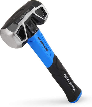 REAL STEEL Rubber Grip Sledge Hammer 3 lb
