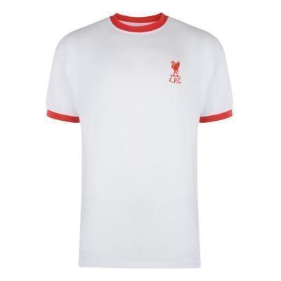 Liverpool FC Retro 1973 No. 7 Away Jersey