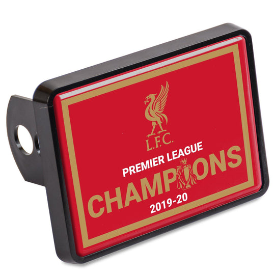 Liverpool FC Premier League Champions Hitch Cover - Anfield Shop