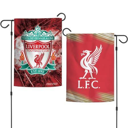 Liverpool FC 2-sided Print Garden Flag - Anfield Shop