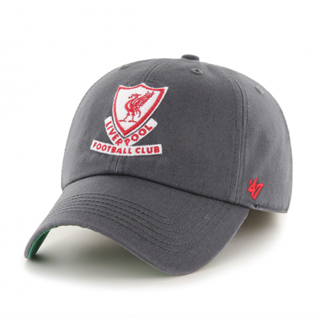 Liverpool FC '47 Charcoal FRANCHISE Cap
