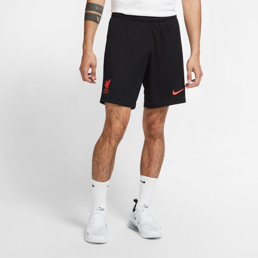 Liverpool FC 2020/21 Stadium Third Men's Soccer Shorts