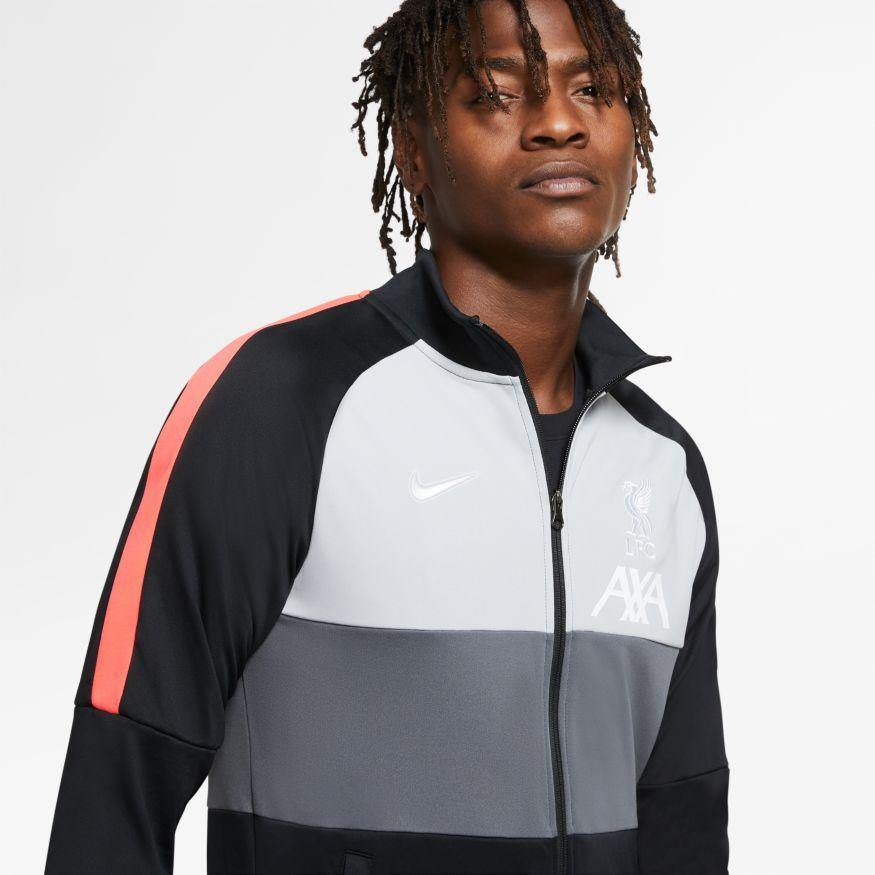 Liverpool FC Nike Men's Third Anthem Track Jacket