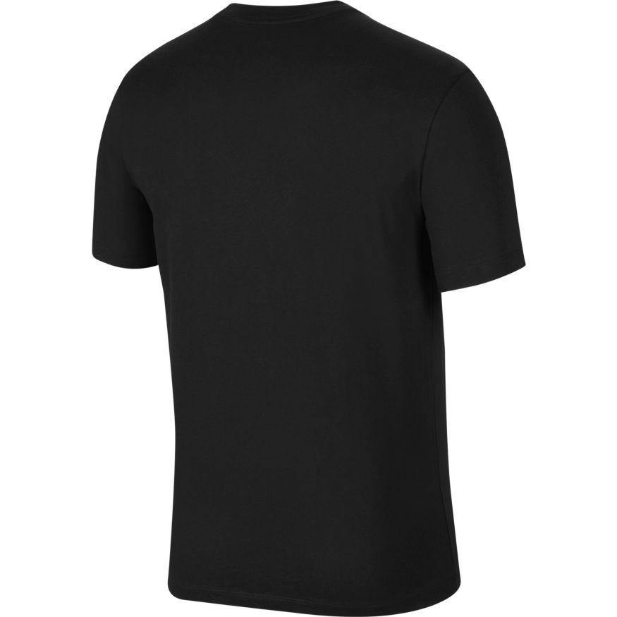 LFC Nike Men's Black Graphic T-Shirt - Anfield Shop