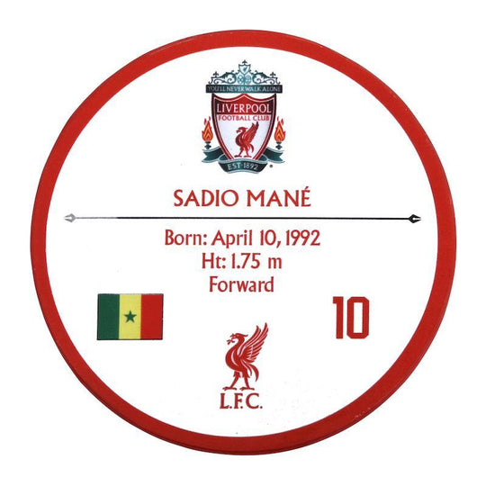 Liverpool FC Sadio Mane Signables - Anfield Shop