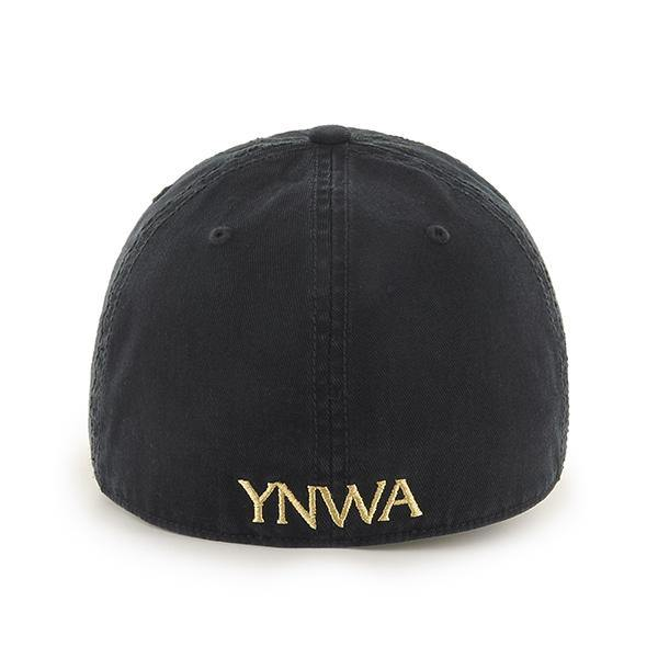 LFC '47 Black & Gold Franchise Cap - Anfield Shop