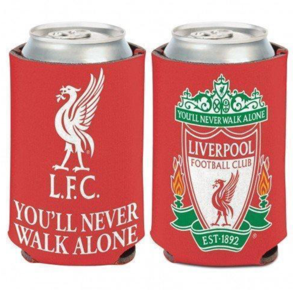 Liverpool FC YNWA Drinks Coozie