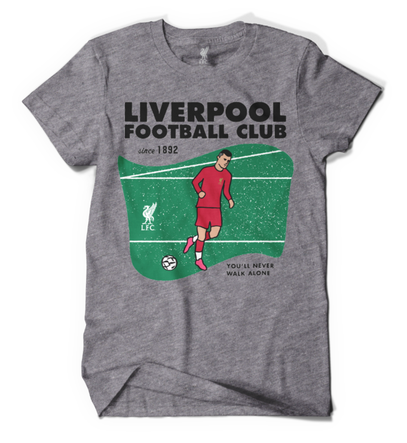 LFC Our Bobby T-Shirt