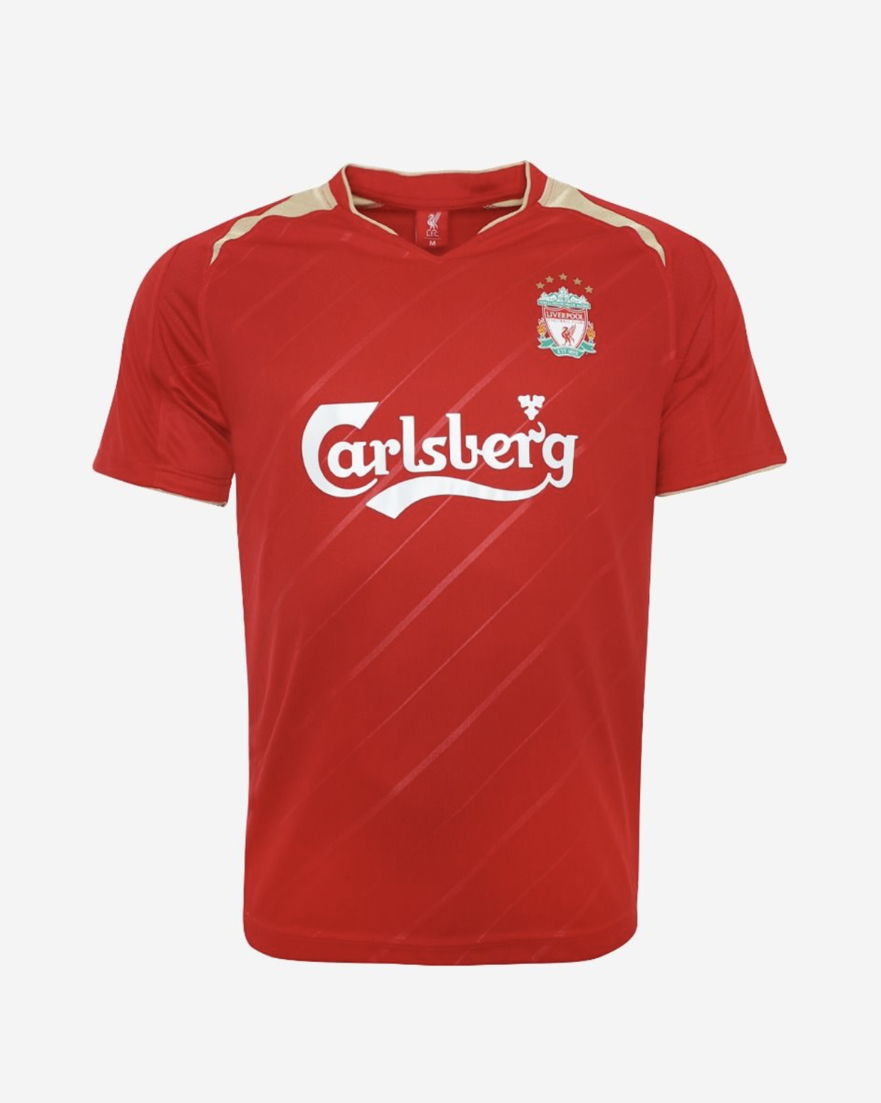 LFC 2005-2006 Retro Home Shirt