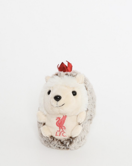 Liverpool FC Hedgehog Plush Toy - Anfield Shop
