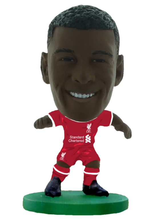 Liverpool FC SoccerStarz Georginio Wijnaldum 2020-21 - Home Kit - Anfield Shop