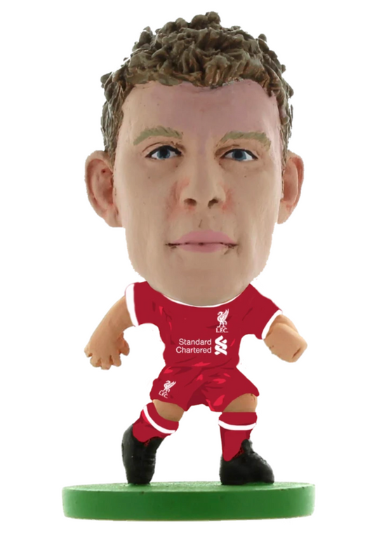 Liverpool FC SoccerStarz James Milner 2020-21 - Home Kit - Anfield Shop